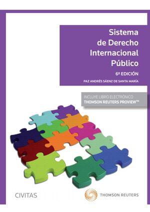020 SISTEMA DE DERECHO INTERNACIONAL PÚBLICO (PAPEL + E-BOOK)