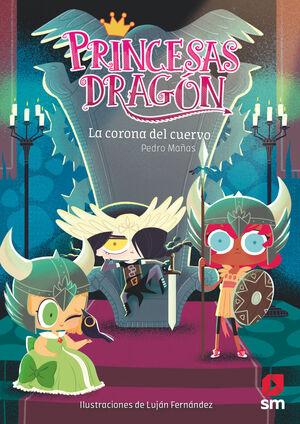 LA CORONA DEL CUERVO -PRINCESAS DRAGON/12