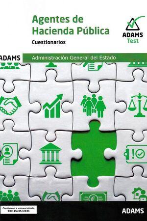 021 TEST AGENTES DE HACIENDA PUBLICA ADMINISTRACION GENERAL DEL ESTADO