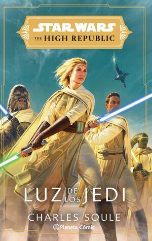 LUZ DE LOS JEDI -STAR WARS THE HIGH REPUBLIC