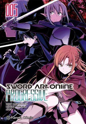SWORD ART ONLINE PROGRESSIVE (MANGA) Nº 05/07