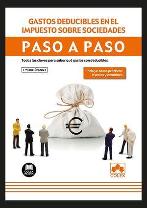 GASTOS DEDUCIBLES EN EL IMPUESTO SOBRE SOCIEDADES -PASO A PASO