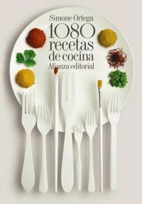 1080 RECETAS DE COCINA (CARTONE)