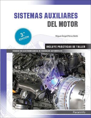 021 SISTEMAS AUXILIARES DEL MOTOR 3ª EDICIÓN