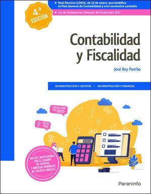 021 CF/GS CONTABILIDAD Y FISCALIDAD 4.ª EDICIÓN 2021