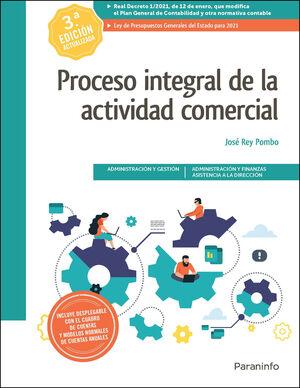 021CF/GS PROCESO INTEGRAL DE LA ACTIVIDAD COMERCIAL 3.ª EDICIÓN