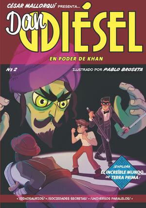 EL PODER DE KHAN. DAN DIESEL/2