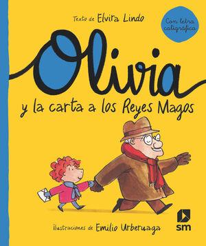 OLIVIA Y LA CARTA A LOS REYES MAGOS