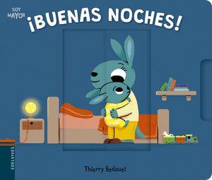 ¡BUENAS NOCHES! SOY MAYOR