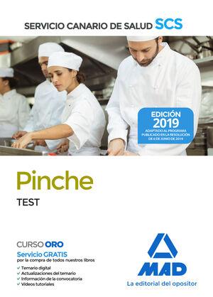 019 TEST PINCHE SERVICIO CANARIO SALUD