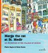 MARGA THE CAT AT ST. MEDIR