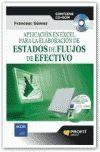 APLICACION EN EXCEL PARA LA ELABORACION DE ESTADOS DE FLUJOS DE..