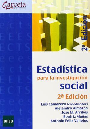ESTADISTICA PARA LA INVESTIGACION SOCIAL (2ªEDICION)