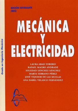 MECANICA Y ELECTRICIDAD