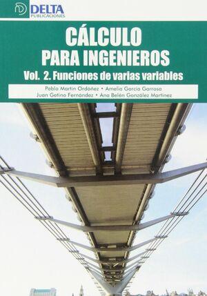 013 T2 CALCULO PARA INGENIEROS: FUNCIONES DE VARIAS VARIABLES