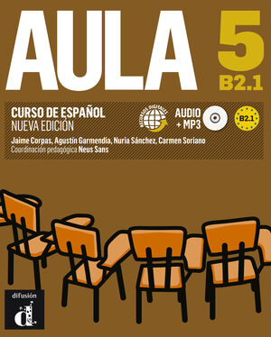 020 AULA 5 B2.1 LIBRO DEL ALUMNO N/E