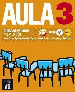 020 AULA 3 B1.1 LIBRO DEL ALUMNO + CD N/E