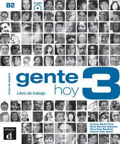 GENTE HOY 3 CUADERNO DE EJERCICIOS + CD
