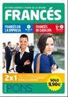 FRANCES KIT PARA DENTRO Y FUERA OFICINA (FRANCES EN LA EMPRESA + FRANCES DE CADA DIA)