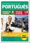 PORTUGUES KIT PARA DENTRO Y FUERA OFICINA ( PORTUGUES EN LA EMPRESA + PORTUGUES DE CADA DIA)