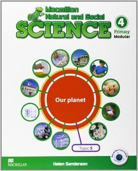 012 4EP OUR PLANET MODULAR NATURAL AND SOCIAL SCIENCE