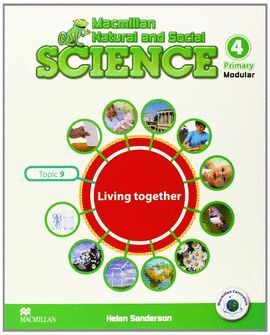 012 4EP LIVING TOGETHER MODULAR MACMILLAN NATURAL AND SOCIAL SCIENCE