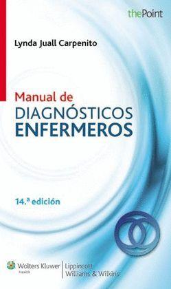 MANUAL DE DIAGNOSTICOS ENFERMEROS 14ª EDICIÓN