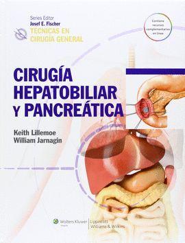 CIRUGÍA HEPATOBILIAR Y PANCREATICA