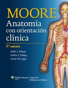 ANATOMIA CON ORIENTACION CLÍNICA, 7ª EDICIÓN