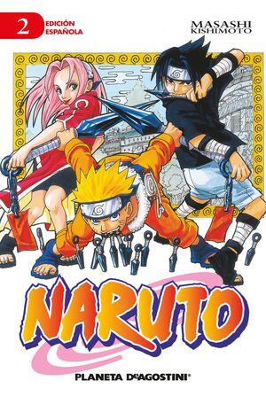 NARUTO Nº 02
