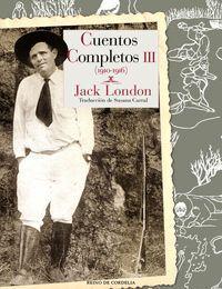 T3 CUENTOS COMPLETOS (1910-1916)