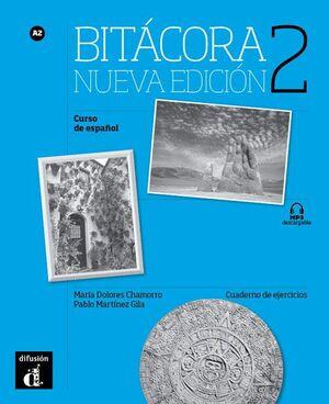 015 BITÁCORA 2 CUADERNO EJERCICIOS  NUEVA EDICION