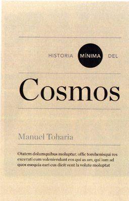 COSMOS -HISTORIA MÍNIMA DEL ...