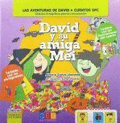 DAVID Y SU AMIGA MEI. PRIMEROS LECTORES TARJETAS CON PICTOGRAMAS