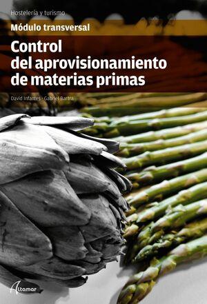 016 CF CONTROL APROVISIONAMIENTO DE MATERIA PRIMAS MÓDULOS TRANSVERSALES