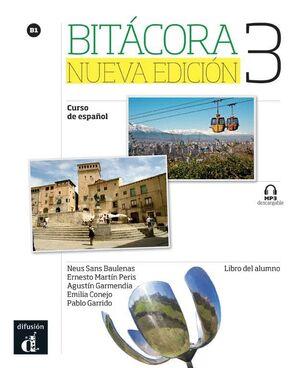 017 BITACORA 3 NUEVA EDICION LIBRO DEL ALUMNO MP3 DESCARGABLE