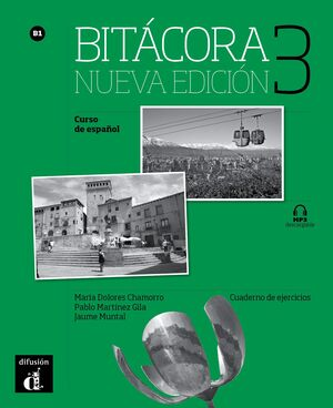 017 BITACORA 3 NUEVA ED CUADERNO + MP3