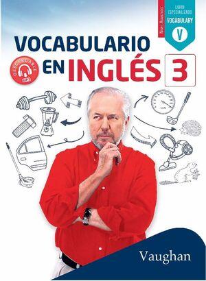 T3 VOCABULARIO EN INGLES. NIVEL AVANZADO
