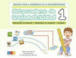 CUAD1. PICTOCUADERNO DE GRAFOMOTRICIDAD 1