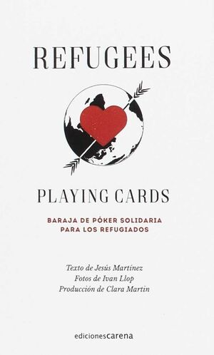REFUGEES PLAYING CARDS