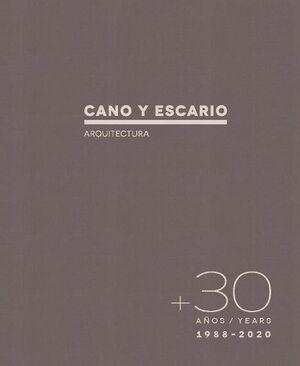 30 AÑOS.CANO Y ESCARIO