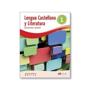 018 FPB LENGUA CASTELLANA 1 COMUNICACION Y SOCIEDAD