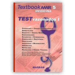 MEDICINA. TEST RAZONADOS I. TEXTBOOK AMIR/5