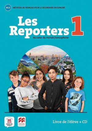 018 1ESO ELEVE  LES REPORTERS A1.1.