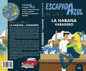 018 LA HABANA ESCAPADA -ESCAPADA AZUL