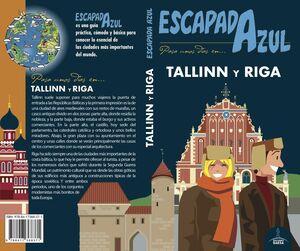 018 TALLINN Y RIGA -ESCAPADA AZUL