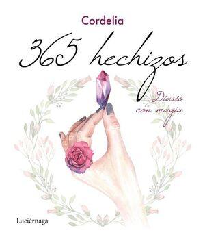 365 HECHIZOS. DIARIO CON MAGIA