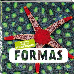 FORMAS - MI PRIMER ALBUM DE DESCUBRIMIENTOS