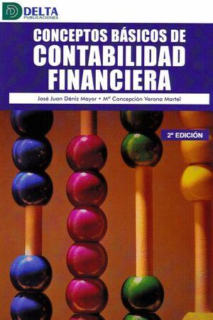 CONCEPTOS BASICOS DE CONTABILIDAD FINANCIERA 2'ED