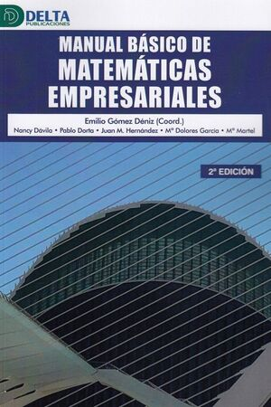 020 MANUAL BASICO DE MATEMATICAS EMPRESARIALES